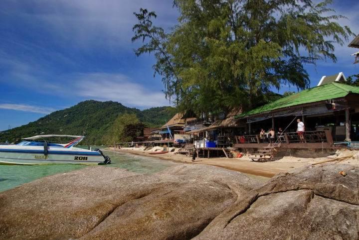 Остров Ко Тао - развлечения не только для дайверов - Остров Ко Тао - развлечения не только для дайверов