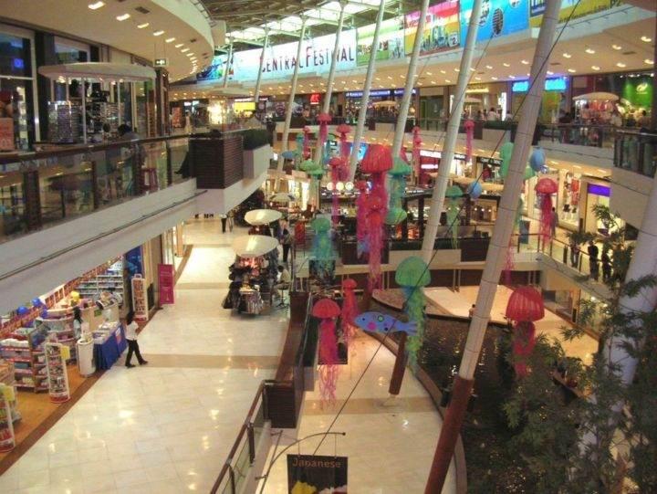 торговые центры на Пхекете
