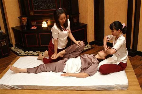 - Какой он бывает - тайский массаж?