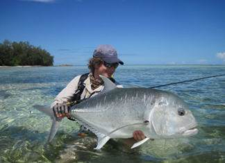 рыбалка на Багамах