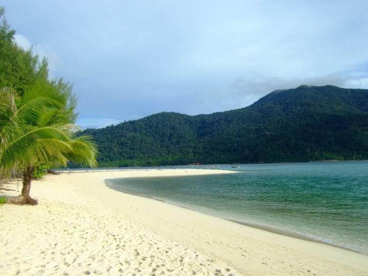 Ко Липе пляж