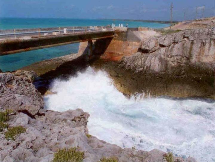 достопримечательности острова Эльютера Багамы