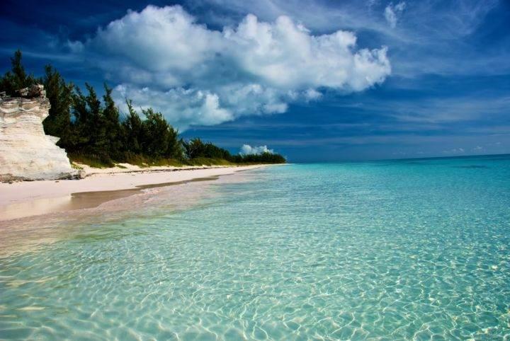 Остров Эльютера - это рыбалка, снорклинг, дайвинг и уединение - Остров Эльютера - это рыбалка, снорклинг, дайвинг и уединение