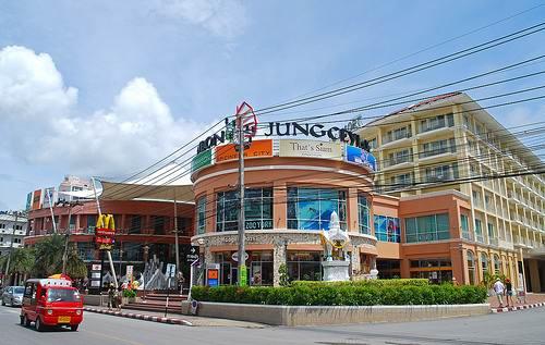 Jung Ceylon Shopping Centre