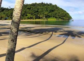 пляж острова Ко Куд