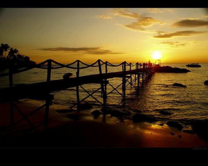 Баунти на острове Ко Куд - голубое море, белый песок, пальмы - Баунти на острове Ко Куд - голубое море, белый песок, пальмы