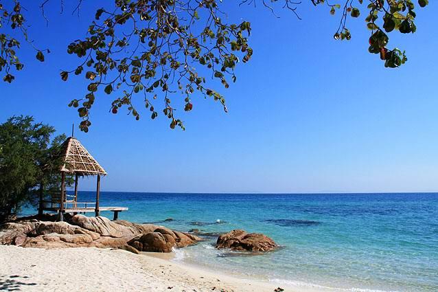 KoMunNork thailand - Ко Мун Норк - не самый туристический остров Тайланда
