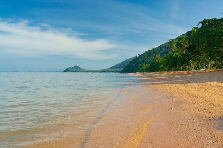 пляж острова Ко Либонг