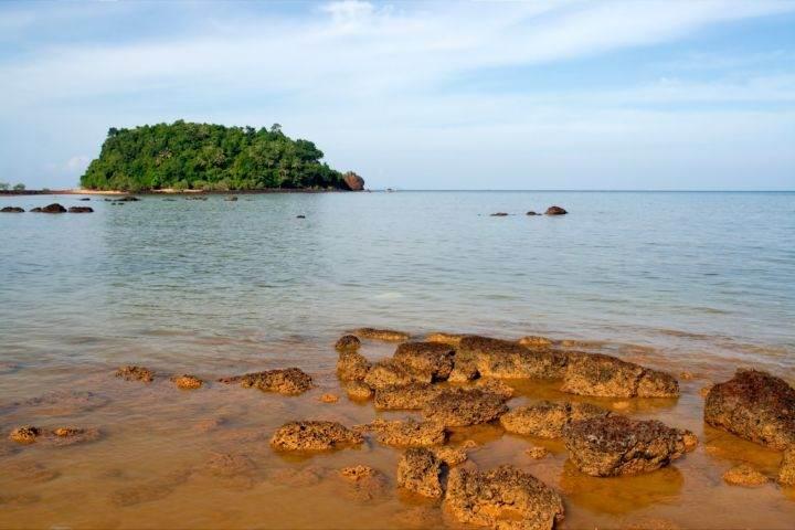 остров Ко Либонг