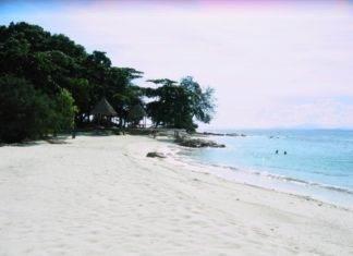 пляж острова Ко Мун Норк