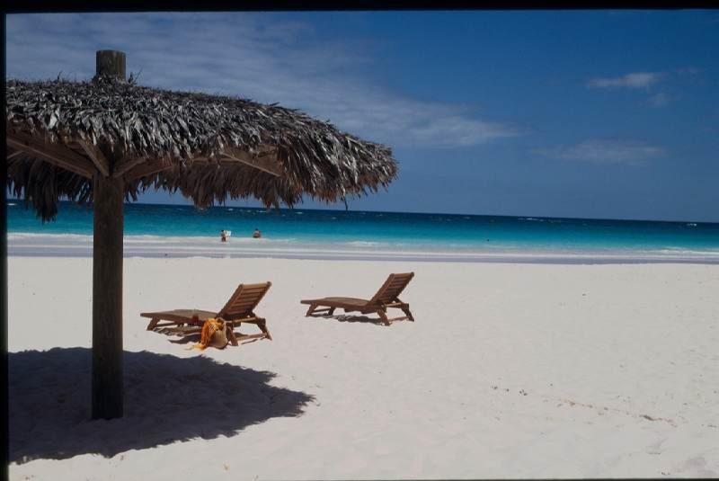 Лучшие пляжи на Багамских островах