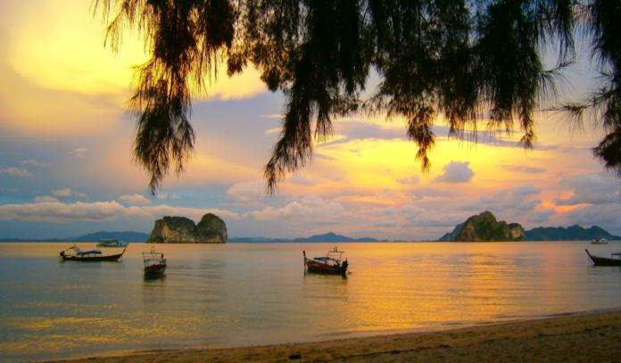 остров Ко Мук Тайланд