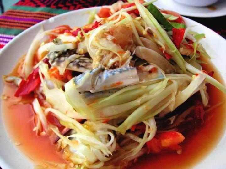Лучшие блюда тайской кухни - уличная еда в Тайланде - Лучшие блюда тайской кухни - уличная еда в Тайланде