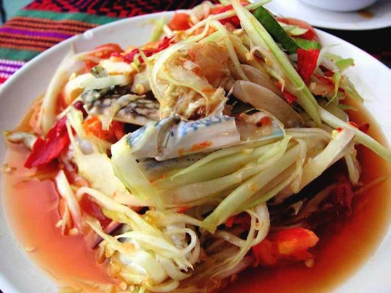 Лучшие блюда тайской кухни - уличная еда в Тайланде