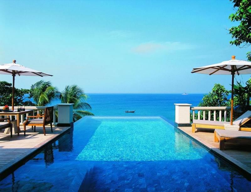Pool_View-resized1 - Отель Трисара - настоящий рай на Пхукете