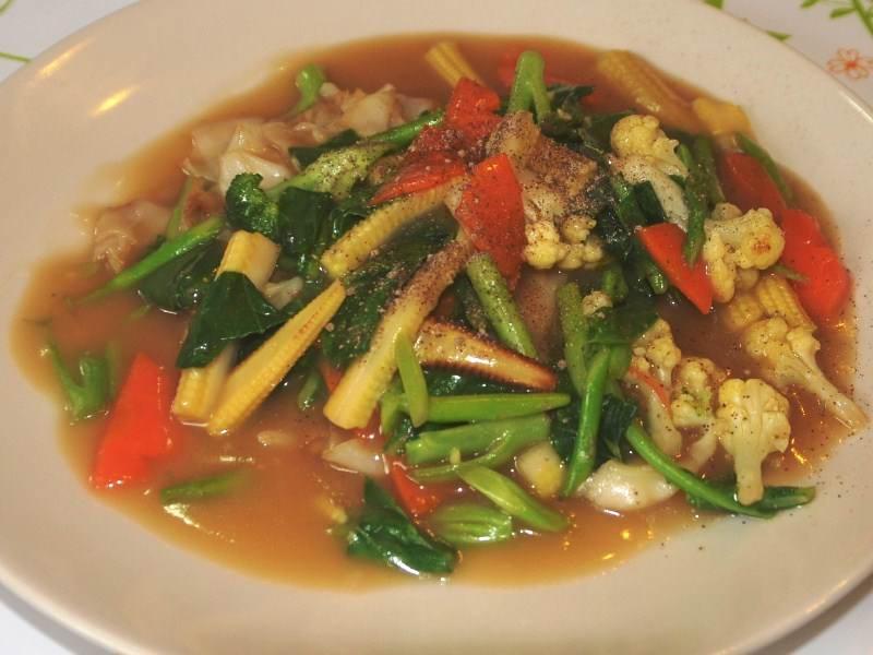 rat_na - Лучшие блюда тайской кухни - уличная еда в Тайланде