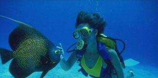 дайвинг на Багамах