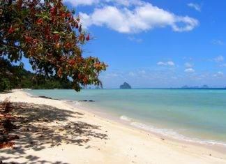остров Ко Крадан