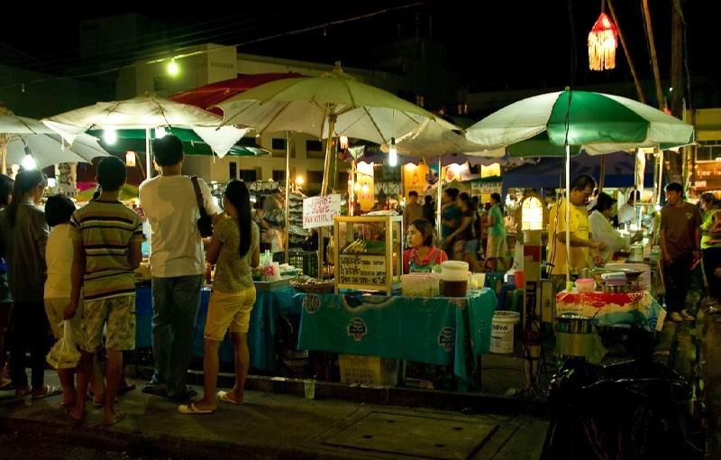 Уличная еда в Тайланде, или фаст-фуд по-тайски