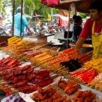 тайская уличная еда - вкусно, дешево, безопасно