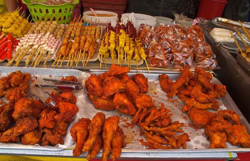 Thai-street-food-2108 - Уличная еда в Тайланде, или фаст-фуд по-тайски
