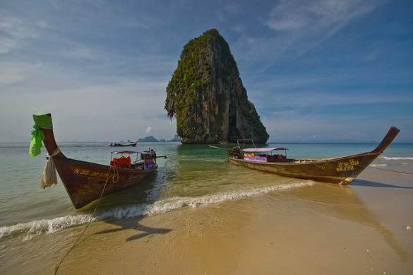 Thai - 10 главных причин, чтобы посетить Тайланд
