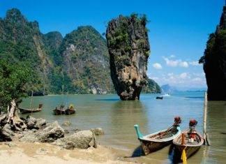 посетить Тайланд