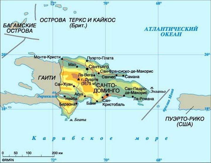 Отдых в Доминикане – рай на Карибах - Отдых в Доминикане – рай на Карибах