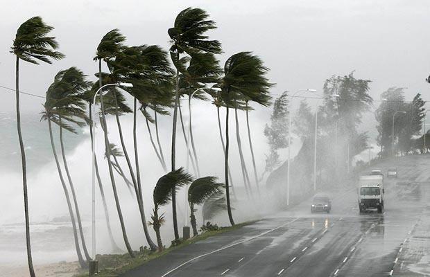 hurricane-in-dominicanа - Какая погода в Доминикане весной, летом, осенью и зимой