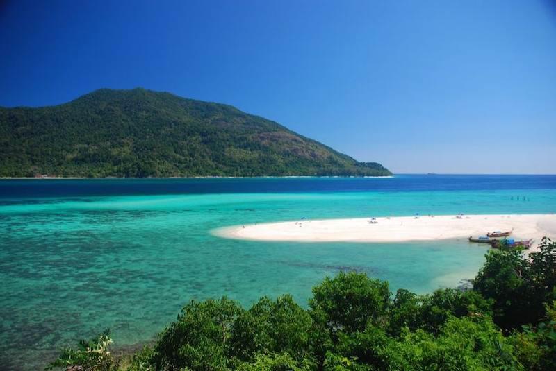 остров ко липе - Какой остров лучший для отдыха в Тайланде?