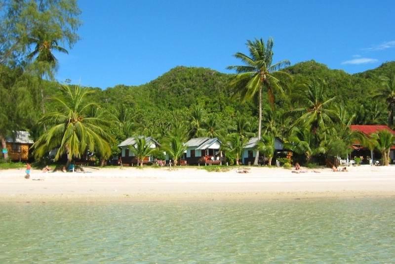 ко пханган один из лучших островов тайланда - Какой остров лучший для отдыха в Тайланде?