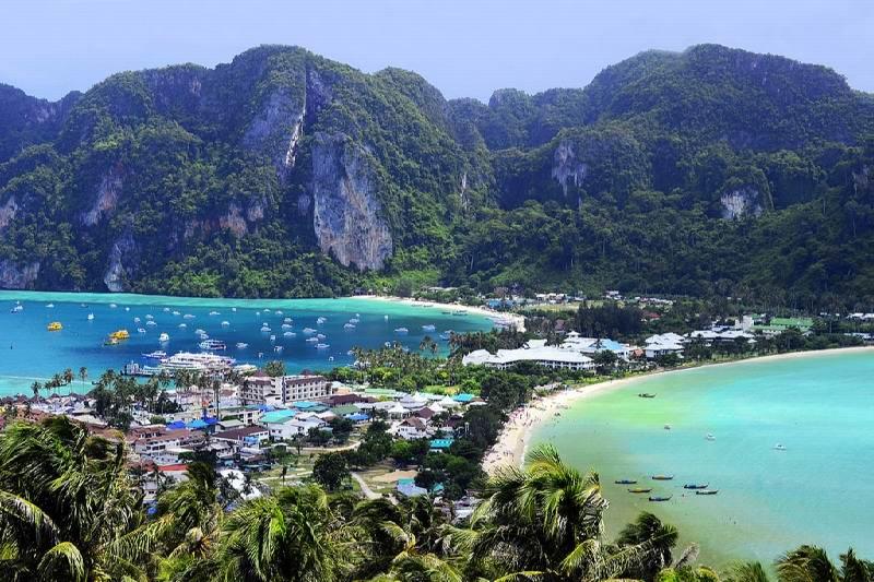 ко пхи пхи - Какой остров лучший для отдыха в Тайланде?