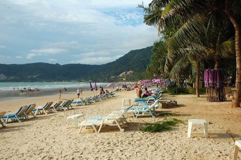 пляж острова пхукет - Какой остров лучший для отдыха в Тайланде?