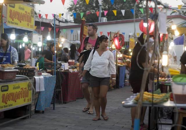 тайский базар