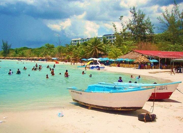 Саона - пляж Бока Чика - Легендарный пляж Баунти на острове Саона