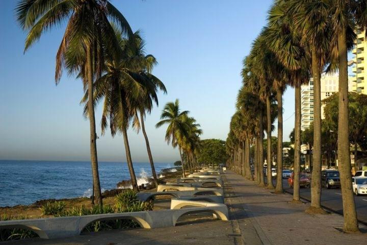 Санто Доминго - побережье