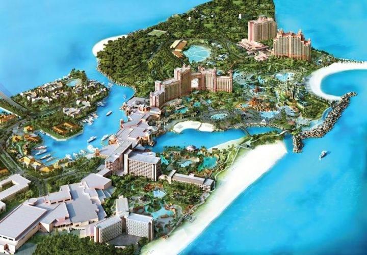 Atlantis Resort in the Bahamas - Краткий путеводитель по достопримечательностям Багамских островов