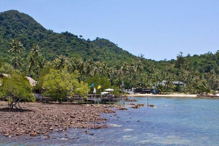 Bailan bay Ко Чанг - Пляжи острова Ко Чанг - краткий путеводитель.