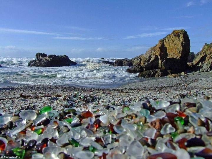 Beach fort bragg - Самые впечатляющие экзотические пляжи мира