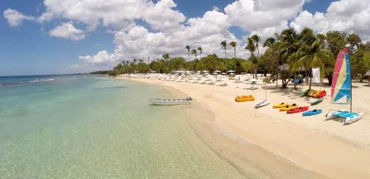 Casa De Campo пляж - Обзор отелей Доминиканы для отдыха с детьми