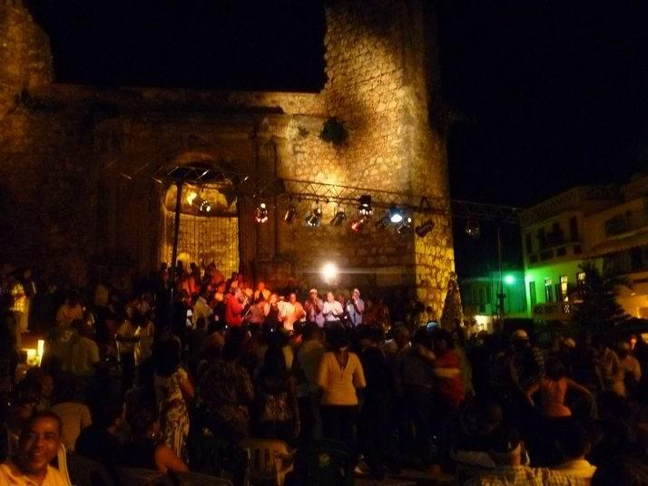 Dominican Republic ночное шоу