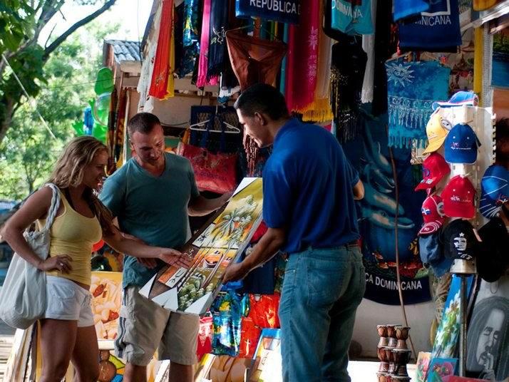 шопинг на отдыхе в Доминикане