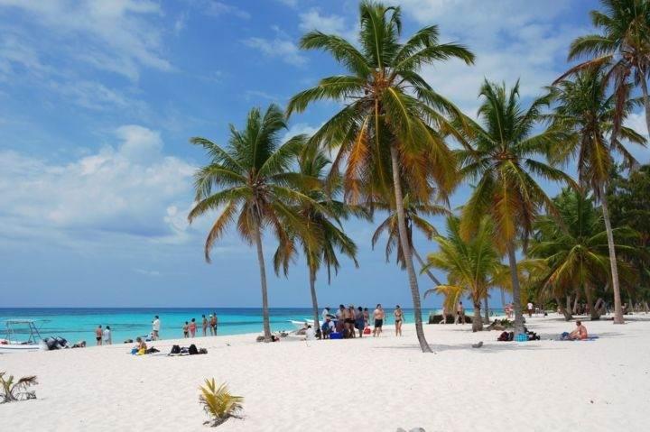 Excursion Isla Saona Tour en Canto de la Playa - Экскурсия на остров Саона - красивейшее место Доминиканы
