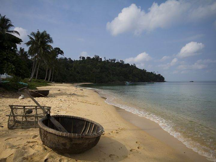 Ganh Dau Beach Фукуок - Откройте для себя остров Фукуок - настоящую жемчужину Вьетнама