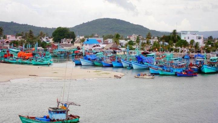 Ham Ninh Fishing Village - Достопримечательности и экскурсии на острове Фукуок