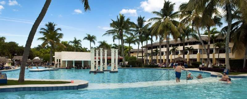 отдых с детьми в Доминикане в отеле  Iberostar Costa Dorada