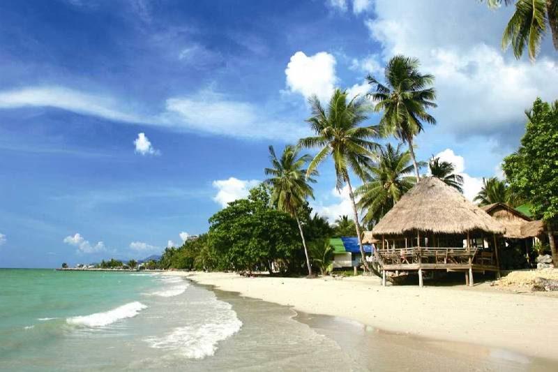 Пляжи острова Ко Чанг – подробное описание, фото и видео