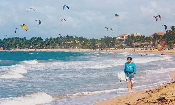 серфинг в Доминикане - Что делать в Доминикане - интересные места, серфинг и другие развлечения