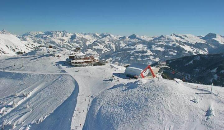 Kitzbuhel лучшие горнолыжные курорты