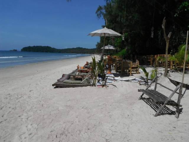 Остров Ко Пайям - островок живой природы в Тайланде - Остров Ко Пайям - островок живой природы в Тайланде